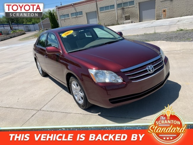 Used 2007 Toyota Avalon XL Sedan Scranton, PA