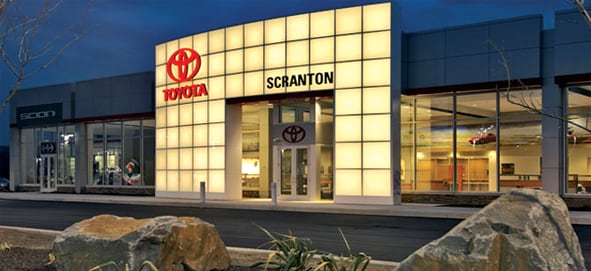 About Toyota Of Scranton Toyota Dealer Serving Wilkes