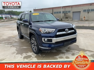 Used 2016 Toyota 4Runner Limited SUV in Scranton, PA