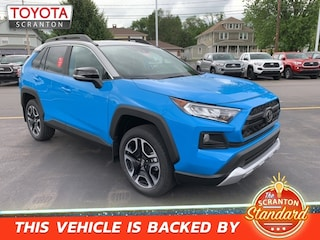 New Toyota 2019 Toyota RAV4 Adventure SUV in Scranton, PA