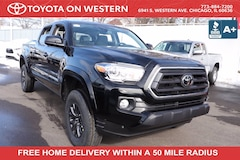 2021 Toyota Tacoma 4WD SR5 Truck Double Cab