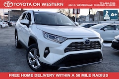 2021 Toyota RAV4 Hybrid Limited SUV For Sale in Chicago, IL