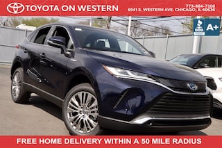 all-all 2021 Toyota Venza Limited SUV