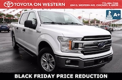 2018 Ford F-150 Truck SuperCrew Cab For Sale in Chicago, IL