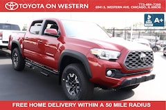 2021 Toyota Tacoma 4WD TRD Off Road Truck Double Cab