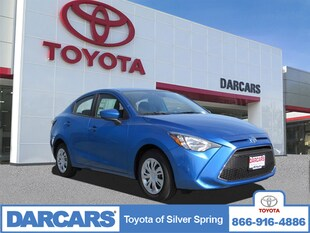 2019 Toyota Yaris Sedan L Sedan