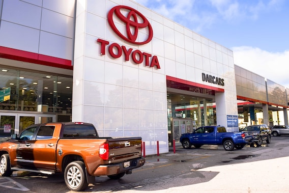 Toyota Laurel Md >> Toyota Dealer Serving Laurel Md Darcars Toyota Of Silver