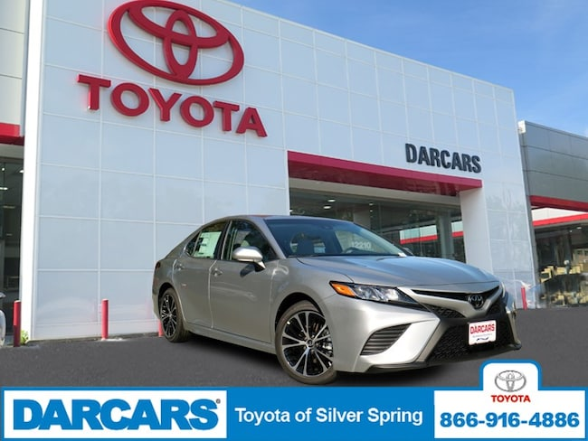 New 2018 Toyota Camry SE Sedan in Silver Spring, MD