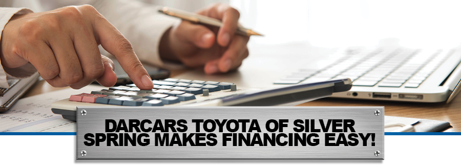 DARCARS Toyota Silver Spring Finance Center