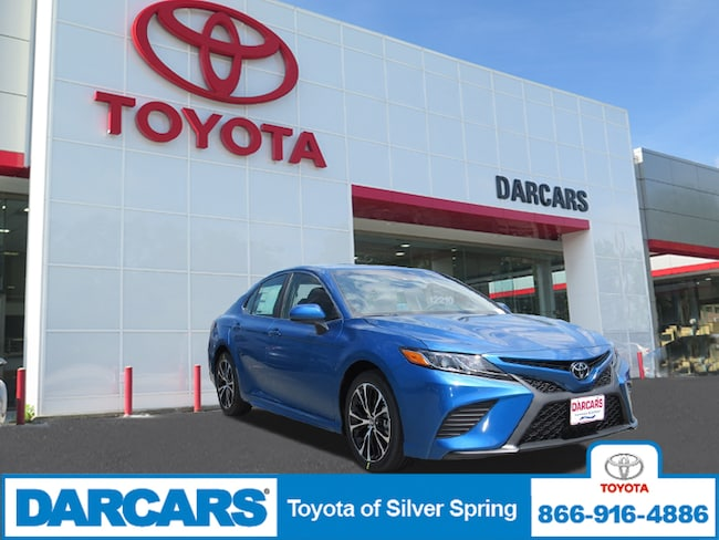 Used 2018 Toyota Camry SE Sedan Silver Spring, MD