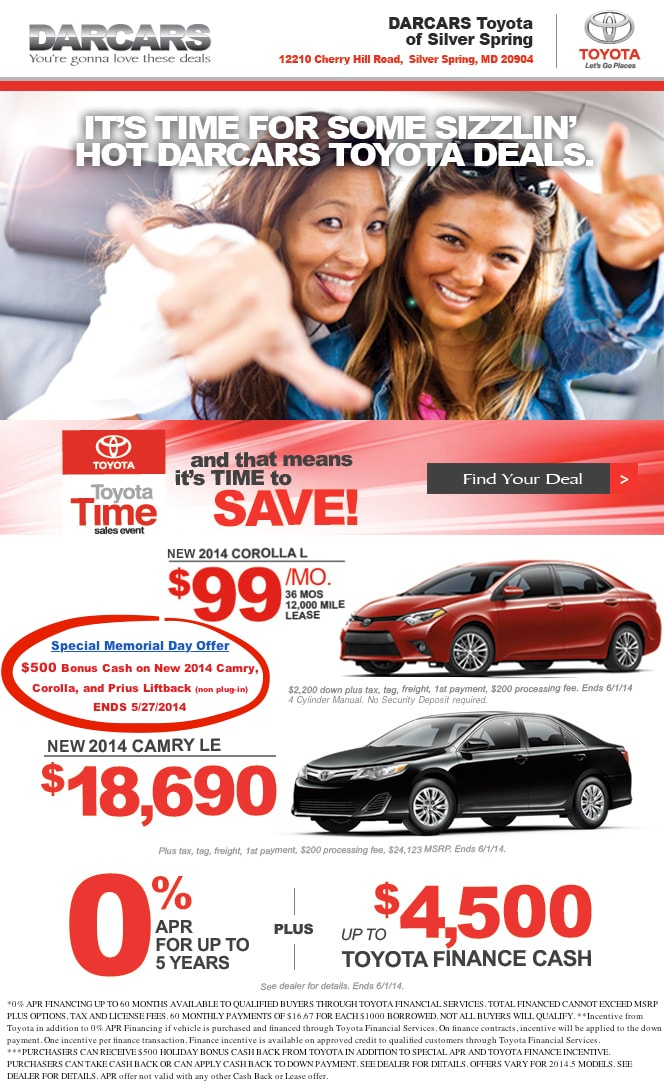 DARCARS Toyota Silver Spring