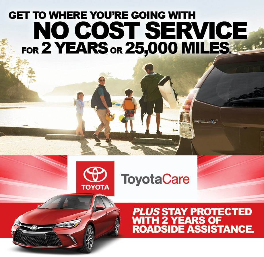 Toyotacare Roadside Assistance Number >> Toyotacare At Darcars Toyota Of Silver Spring New And Pre Owned Car