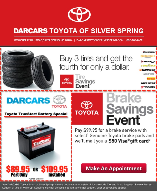 Captivating DARCARS Toyota Silver Spring