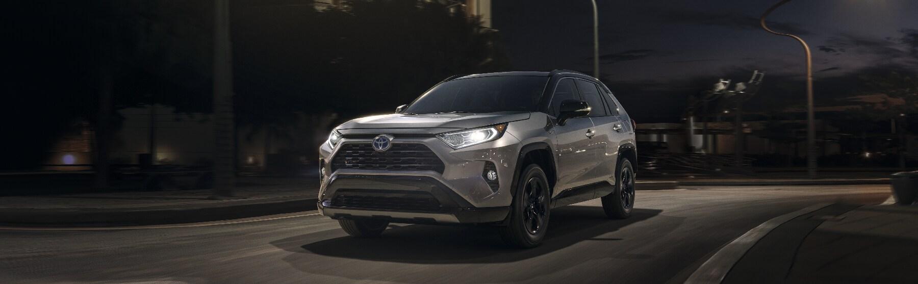 New 2019 Toyota Rav4 Hybrid For Sale In Silver Spring