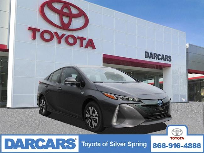 New 2017 Toyota Prius Prime Premium Hatchback in Silver Spring, MD