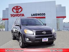 Used 2012 Toyota RAV4 Sport 4WD SUV in Lakewood NJ