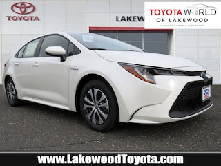New 2020 Toyota Corolla Hybrid LE Sedan in Lakewood NJ