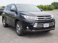 New 2018 Toyota Highlander Limited Platinum V6 SUV