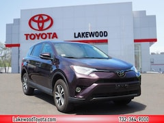Certifed Pre-Owned 2018 Toyota RAV4 XLE SUV in Lakewod NJ