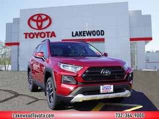 New 2019 Toyota RAV4 Adventure SUV in Lakewood NJ