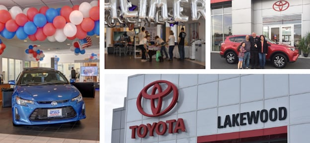 Why Buy at Toyota World of Lakewood