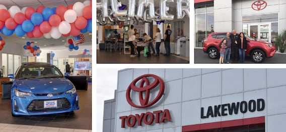 Toyota Of Lakewood >> Why Buy At Toyota World Of Lakewood Toyota Dealer