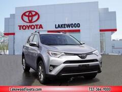 Used 2017 Toyota RAV4 Limited SUV in Lakewood NJ