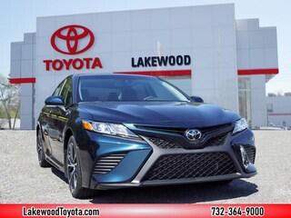 New 2018 Toyota Camry SE Sedan in Lakewood NJ