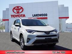 Certifed Pre-Owned 2017 Toyota RAV4 SUV in Lakewod NJ