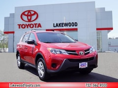 Certifed Pre-Owned 2015 Toyota RAV4 LE (A6) SUV in Lakewod NJ