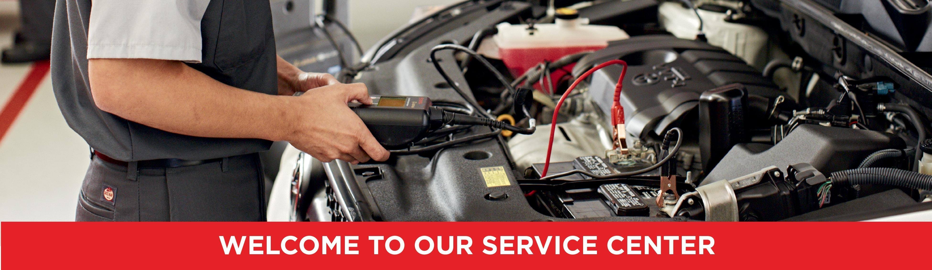 Toyota Lakewood Nj >> Service Center in Lakewod NJ   Toyota World of Lakewood