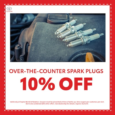 Over-the-Counter Spark Plugs