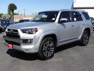 New 2018 Toyota 4Runner Limited SUV 183096 in Sunnyvale, CA