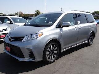 New 2019 Toyota Sienna LE 7 Passenger Van Passenger Van 190112 in Sunnyvale, CA