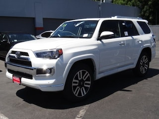New 2018 Toyota 4Runner Limited SUV 183075 in Sunnyvale, CA
