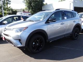 New 2018 Toyota RAV4 Adventure SUV 180639 in Sunnyvale, CA