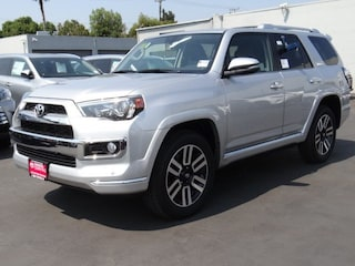 New 2018 Toyota 4Runner Limited SUV 183314 in Sunnyvale, CA