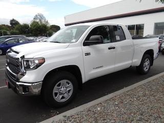 New 2018 Toyota Tundra SR5 5.7L V8 Truck Double Cab 180631 in Sunnyvale, CA