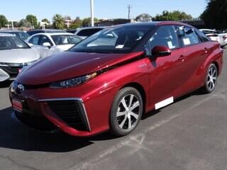 New 2018 Toyota Mirai Base Sedan 183883 in Sunnyvale, CA