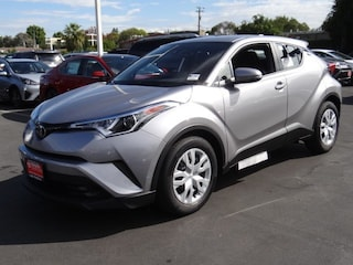 New 2019 Toyota C-HR LE SUV 190258 in Sunnyvale, CA
