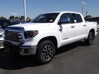 New 2019 Toyota Tundra Limited 5.7L V8 Truck CrewMax 190154 in Sunnyvale, CA