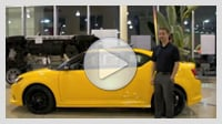 Scion tC Walkaround