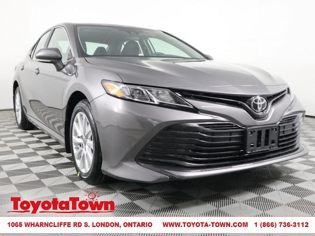 2019 Toyota Camry LE Package - Heated Seats -  Bluetooth Sedan