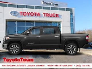 2019 Toyota Tundra Limited - Navigation -  Leather Seats Truck CrewMax