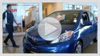 2012 Toyota Yaris Walkaround