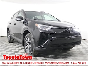 2018 Toyota RAV4 LE AWD HEATED SEATS BACKUP CAMERA SAFETY SENSE P