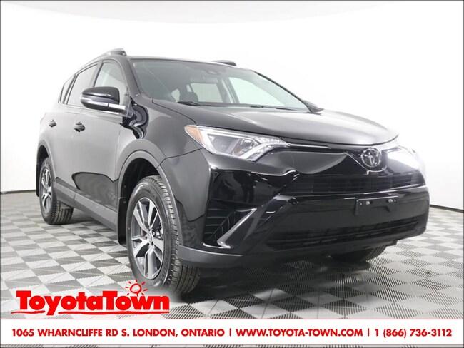 2018 Toyota RAV4 LE AWD HEATED SEATS BACKUP CAMERA SAFETY SENSE P SUV