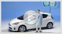 Prius c knowledge