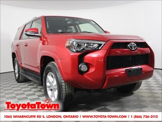 2016 Toyota 4Runner 7 PASSENGER SR5 LEATHER NAVIGATION NEW BRAKES SUV
