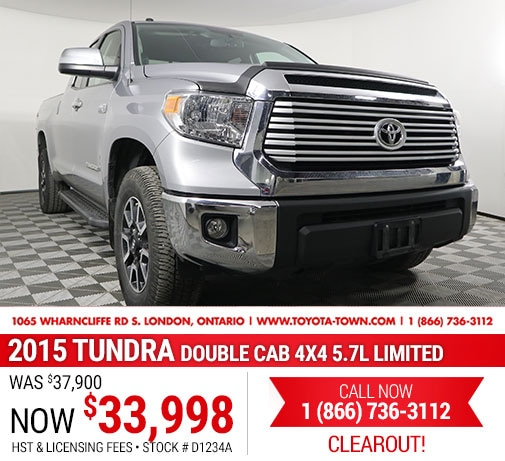 Used Car Dealers London >> Toyota Town New And Used Car Dealership In London On